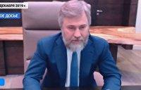 Новинский: Зеленский готов пожертвовать своим рейтингом ради мира