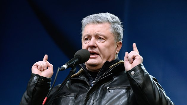 «Ради власти разрушит страну»: Порошенко уличили в организации похищений участников Евромайдана