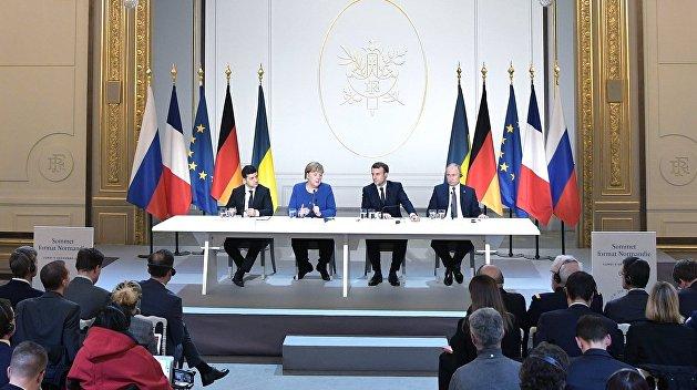Встреча советников лидеров стран-участниц «нормандского формата» не состоится – Офис президента