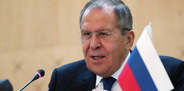 Лавров рассказал, на что всегда опиралась внешняя политика России