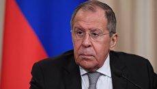 Лавров: Европа разрушила отношения с Россией