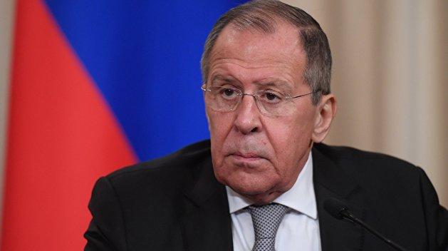 Лавров рассказал о попытках спровоцировать кровопролитие в Белоруссии