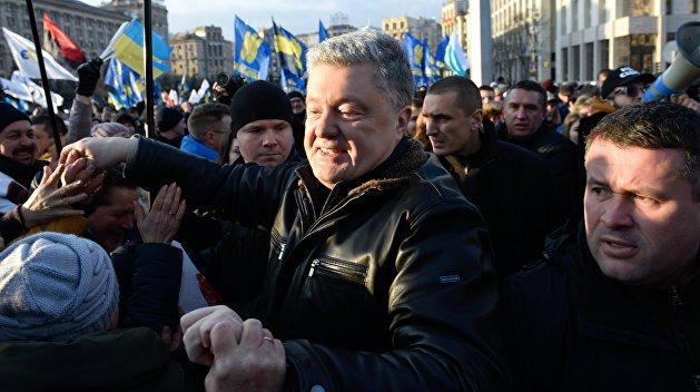 Украинский политолог раскрыл, как националисты на самом деле относятся к Порошенко