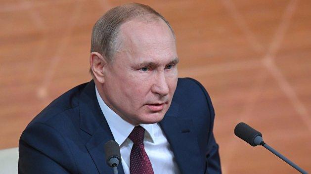 Русский и белорусский, как русский и украинский, народы — почти один народ – Путин