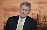 В Кремле призвали к продолжению режима прекращения огня в Донбассе