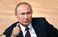 Путин назвал условие, при котором в Белоруссии применят резерв из сотрудников правоохранительных органов РФ
