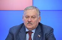 Затулин сказал, почему Россия пока не может признать ЛНР и ДНР