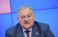 «Зеленский сам выковал оружие». Затулин описал сценарий уничтожения Украины