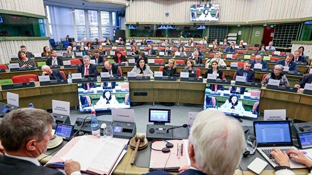 Немецкие парламентарии решили разобраться с подозрительным им Зеленским с помощью Конституции