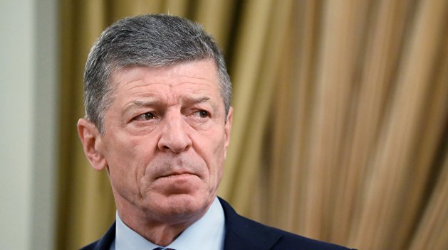 Вопреки санкциям. Куратор Украины Козак летал в Германию обсуждать Донбасс