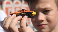 Больше половины детских игрушек на Украине не соответствует регламенту безопасности