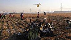 Крупнейшие авиакатастрофы в истории независимой Украины