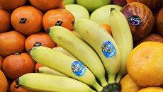Бананы и киви вместо яблок. Тропические фрукты вытесняют украинские