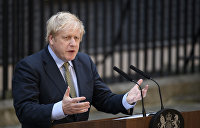 Премьер Великобритании обещал Зеленскому обсудить Украину на саммите НАТО