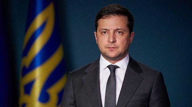 Зеленский заговорил о новом разведении войск в Донбассе
