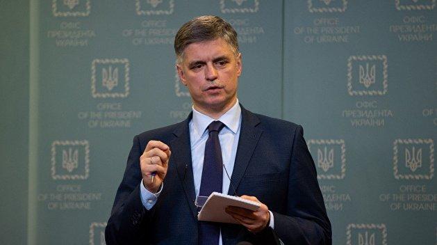 Пристайко назвал условие, при котором Украине стоит отказаться от Донбасса