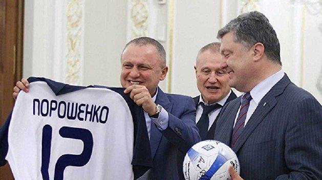 Заграница им поможет. Суркисы разорят Порошенко и помогут Коломойскому вернуть «Приватбанк»