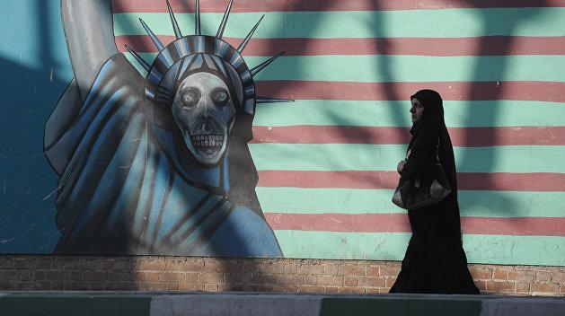Эксперт объяснил, почему США ввели новые санкции против Ирана