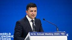 Золотарев: Основным инвестором Киева остается РФ. У украинской делегации в Давосе не хватило денег