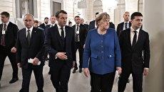 Взлёт «ястребов» и красные линии Зеленского. Как Украина готовится к «Нормандской встрече»