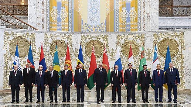 Украина решила остаться в составе СНГ