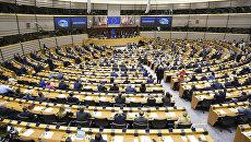 Белорусским оппозиционерам не позволили говорить по-белорусски в Европарламенте