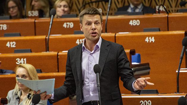 Гончаренко в ПАСЕ соврал о российском газе