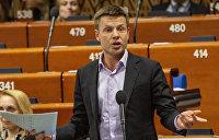 Гончаренко придется помолчать в ПАСЕ три месяца