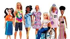 Лысая и без ноги: создатели Барби в поиске новых образов