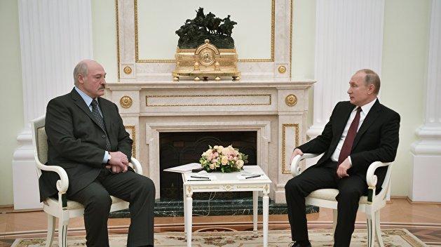 Путин и Лукашенко встретятся в Москве - Кремль