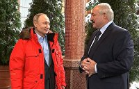 Лукашенко улетел. «Момент истины» отложен