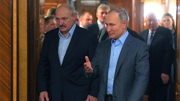 Сочинские переговоры: отложить неизбежное. Путин с Лукашенко не договорились