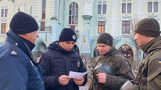 Украинский «дикий Запад». Почему в Мукачево «ввели войска»