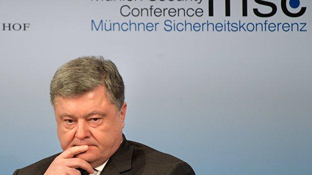 Против Порошенко подали иск в суд за интернет-цензуру