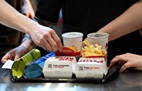 Украинцы предлагают бойкотировать «Макдоналдс» из-за отказа обслуживать на русском языке