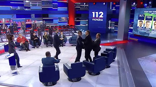 Рейтинг скандалов в украинском телеэфире