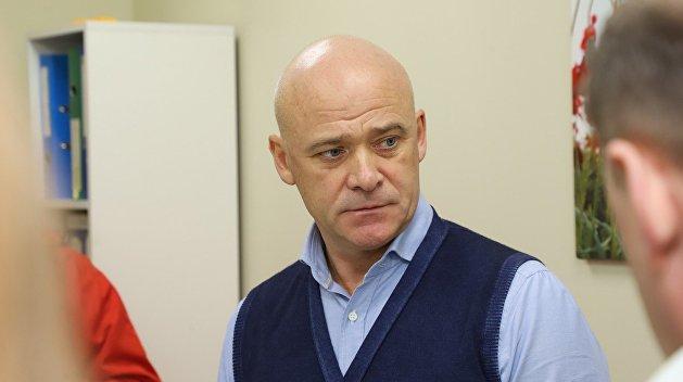 «Как на спектакле»: Венедиктова подписала подозрение мэру Одессы Труханову