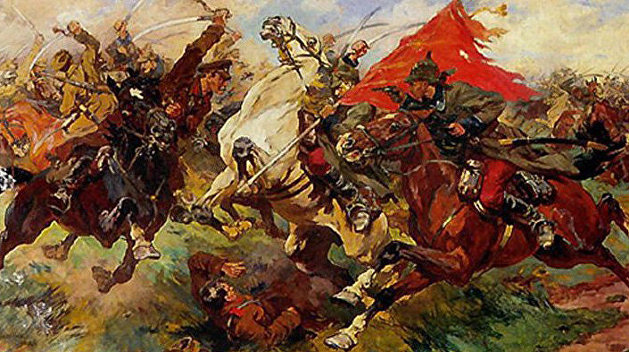 Буденновцы против марковцев. Как на Донбассе погибла элита Белой гвардии