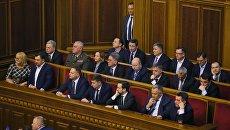 Зарубежные СМИ: перестановки в Кабмине Украины на фоне падения рейтинга Зеленского