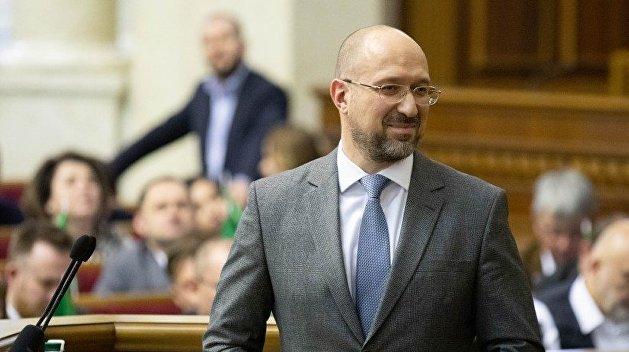 Премьер Шмыгаль рассказал о судьбе правительства после провального голосования в Раде