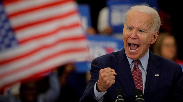 Байден почти гарантировал участие в выборах президента США себе и Украине