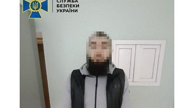 В Киеве боевика ИГИЛ* задержали прямо на улице