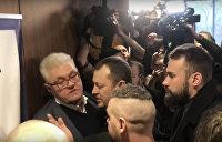 Наци на Украине показали зубы