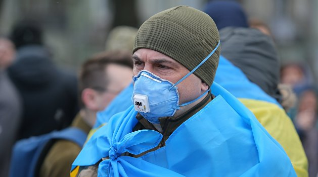 Карантин на Украине продлят до 1 ноября