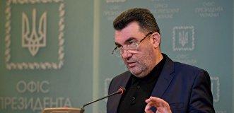 Кто должен править Украиной, что делать с Медведчуком и кому отдать недра. Откровения секретаря СНБО Данилова