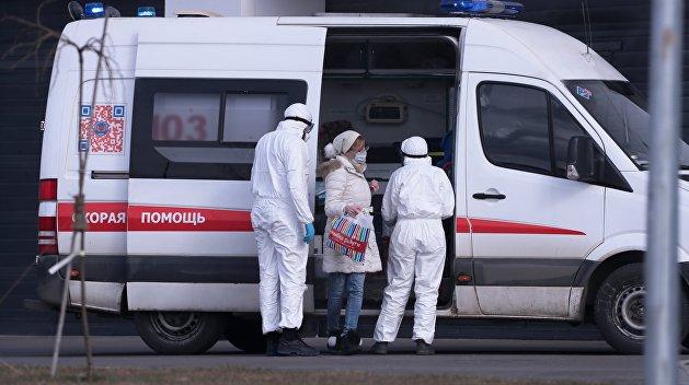 Число зараженных коронавирусом в России подбирается к сотне