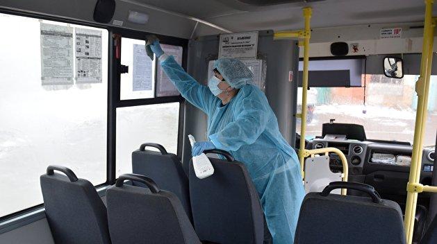 Город встал: в Мелитополе маршрутчики не смогли выполнить требования по коронавирусу и забросили работу