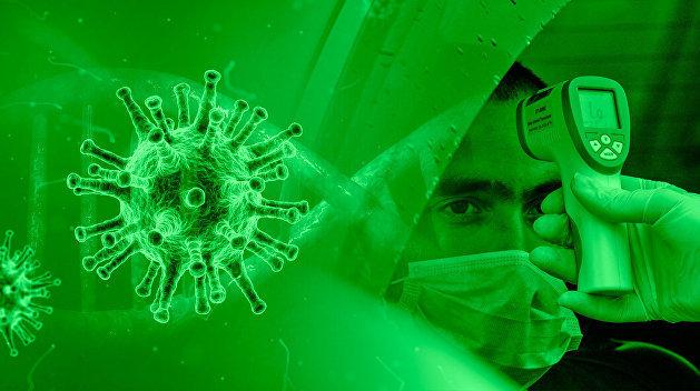 Пандемия в цифрах и фактах. Бюллетень коронавируса на 12:30 22 августа