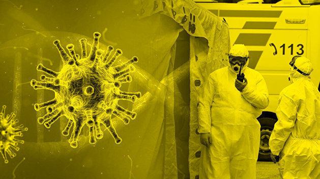 Пандемия в цифрах и фактах. Бюллетень коронавируса на 12:00 27 марта