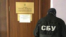 СБУ проводит обыски в помещениях «Укрзализныци» в Киеве и Виннице